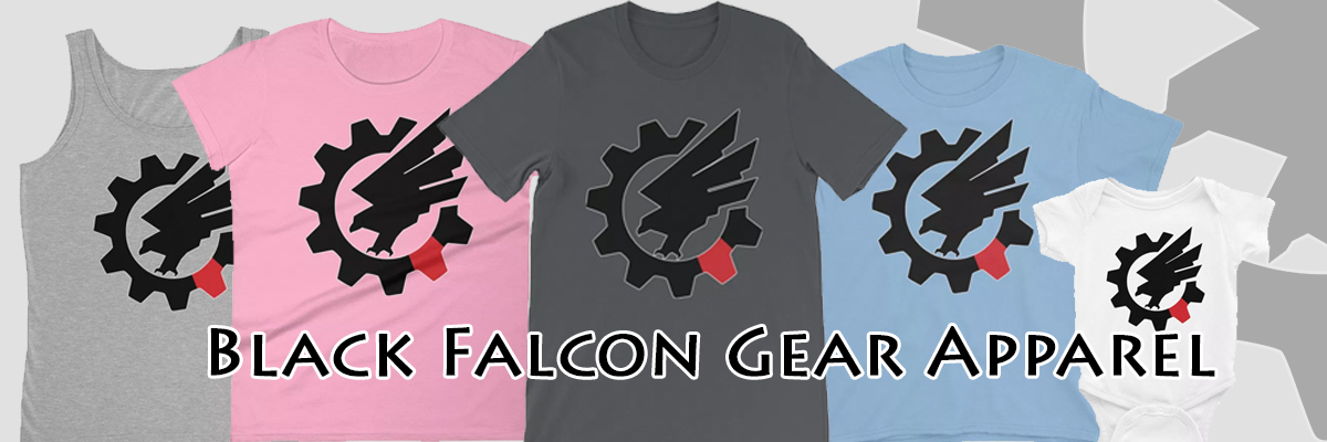 Black Falcon Gear Apparel